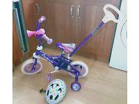 """10"""" children's first bike"""