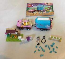 Lego Friends 3186 Horse Trailer