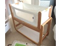 Snuzpod 3 in 1 sidecar crib
