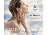 FREE Oriflame Beauty Catalogue. Online version or Paper catalogues available.