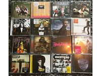 CDs - Various Pop: Christina, Owl City, P!nk, McFly, Nicki Minaj, Example, Justin Timberlake, etc