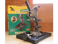 Woolcraft Angle Grinder Stand - suit 115/125mm grinder blades
