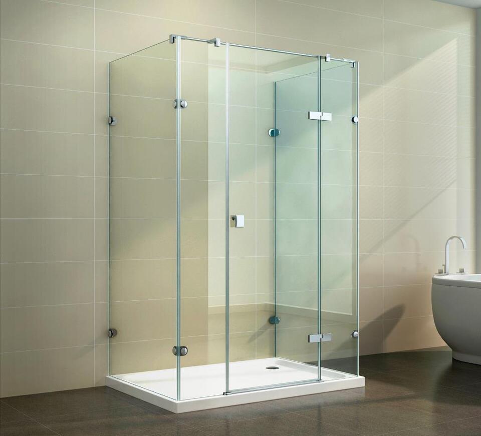 Duschkabine Dusche U Form U Duschabtrennung Isar In Nordrhein