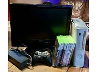 Xbox 360 and tv bundle