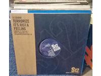 Oldskool House - 51pcs Vinyl 12'' / Late 80's early 90's (full list in description)