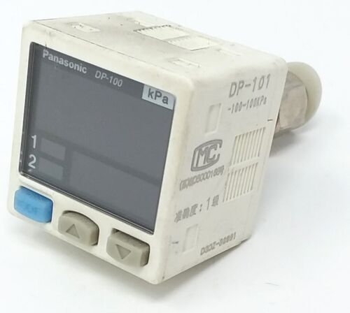 PANASONIC PRESSURE SENSOR DP-100 DP-101 (USED)