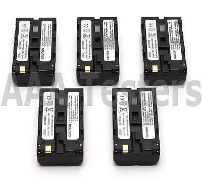 Jdsu Test-um Validator Nt93 Lot Of 5 Brand New Batteries Battery