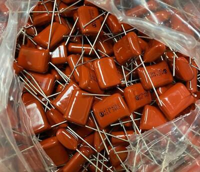 Mylarpolyester Film Capacitor Mlr473k400u 0.047uf 400v New Qty.5