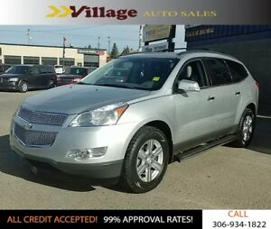 2011 Chevrolet Traverse 1LT Dvd Player, Back-up Camera, Digit...