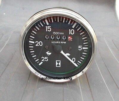 Massey Ferguson Mftachometer Tractormeter Acw 230231240550 - 1877718m92