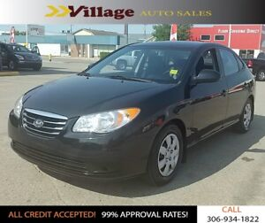 2010 Hyundai Elantra GL Remote Keyless Entry, Digital Audio I...