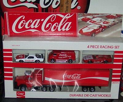 RARE ***NEW*** Kyle Petty #44 2000 Coca Cola NASCAR Christmas Ornament