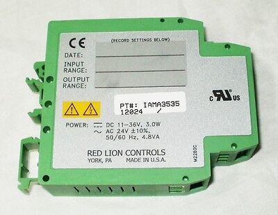 Red Lion Controls Din Rail Modules Smart Setpoint Analog Module Iams3535