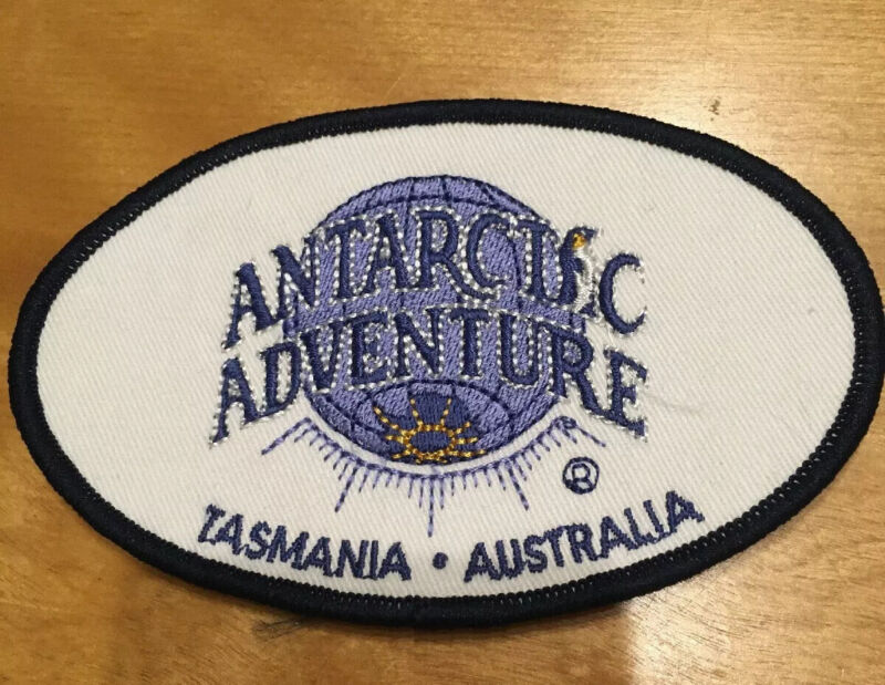 Antarctic Adventure Patch Tasmania, Australia
