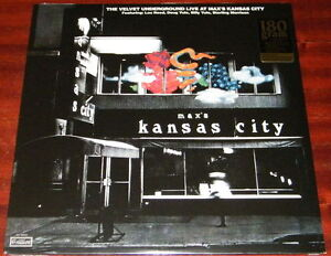 THE VELVET UNDERGROUND - LIVE AT MAX&#039;S KANSAS CITY - VINYL - <span itemprop=availableAtOrFrom>Gliwice, Polska</span> - THE VELVET UNDERGROUND - LIVE AT MAX&#039;S KANSAS CITY - VINYL - Gliwice, Polska
