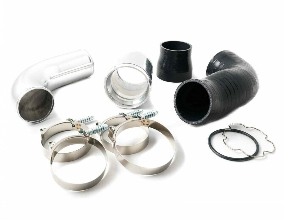 Cold Side Intercooler Pipe /& Boot Upgrade Kit for Ford F-250 F-350 F-450 F-550 6.7L Powerstroke Diesel 2011 2012 2013 2014 2015 2016