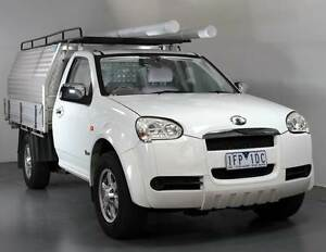 2011 Great Wall V240 K2 MY11 C/Chassis Maidstone Maribyrnong Area Preview