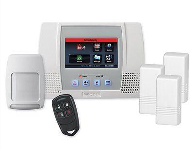 HONEYWELL L5100PK 3-1-1 KIT PLUS GSMVLP5-4G ADEMCO SECURITY ALARM LYNX TOUCH  Honeywell Ademco Kit