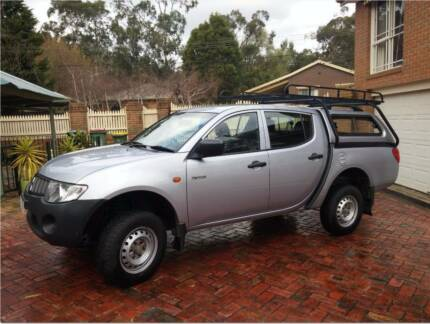 2009 Mitsubishi Triton Ute Upper Ferntree Gully Knox Area Preview
