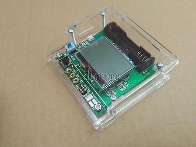 Newest Transistor Inductor-capacitor Esr Meter Mg328 Digital Lcd Tester Case