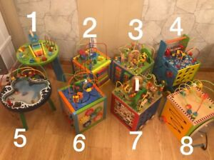 Multi Family Playroom Clearout - Activity Centers