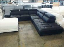 Brand new black leather lounge, sofa, couch  for $1800 Parramatta Parramatta Area Preview