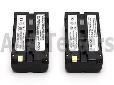 Jdsu Test-um Validator Nt93 Lot Of 2 Brand New Batteries Battery