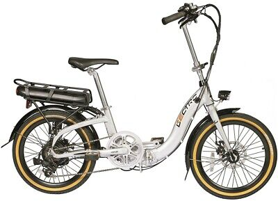 Lectro Easy Step Folding 36 Volt 250w 7 speed Electric Bike - LE011