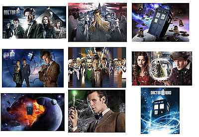 9 Doctor Who inspired Party Supplies, Stickers, Favors,Gifts,Birthday,decals - Dr Who Party Supplies