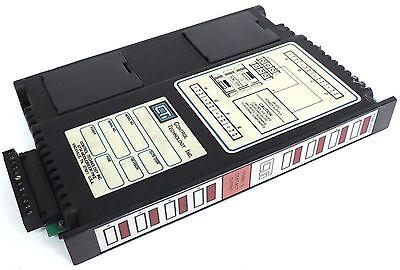 Cti  Control Technology Inc  P N  Rcm 2030 Form C Contact Output Module Rev 14