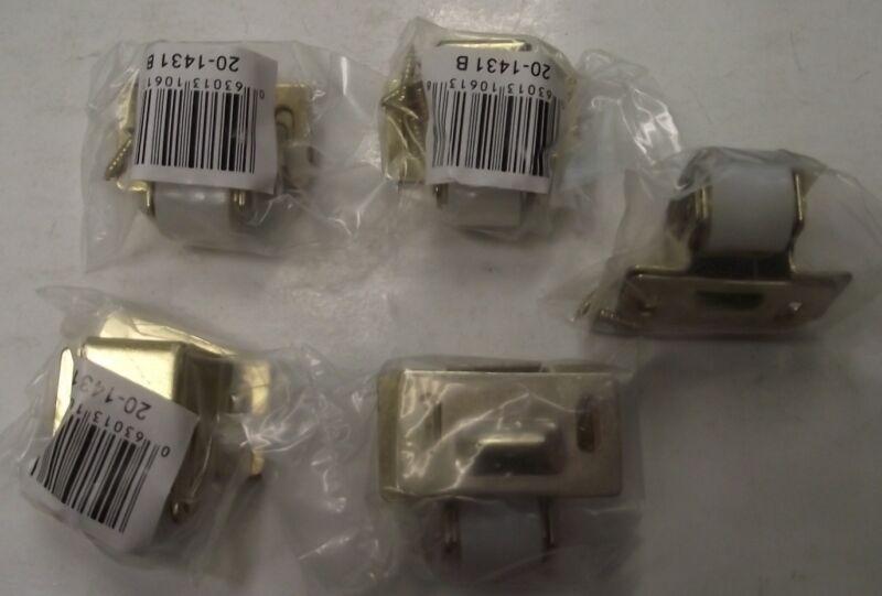"Numark L264 4-1//4/"" Brass Padlocks 3pcs Keyed Differently"