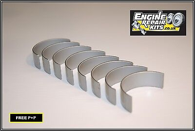 Renault 2.0 DCi M9R Big End Conrod Bearing Set STD