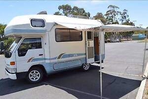 2000 Toyota Camroad fully-featured 6 seater campervan Ringwood Maroondah Area Preview