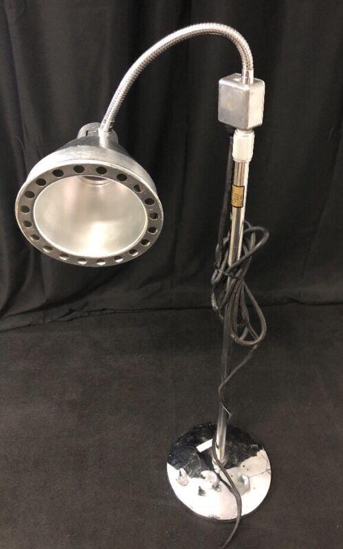 F.w. Lang Stainless Steel Adjustable Floor Light Fel5100 See Listing