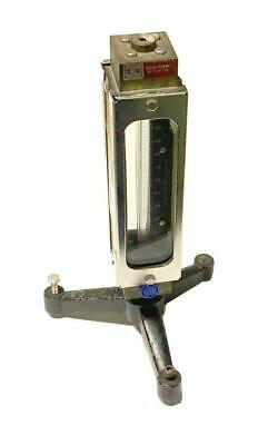 Brooks Instrument 6-1110-c-vh-bts Full-view Rotameter 0-1.0 Scfm