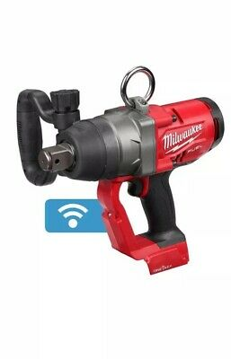 "MILWAUKEE M18 1"" HIGH TORQUE IMPACT WRENCH w/ ONE-KEY 2867-20 (TOOL ONLY)"