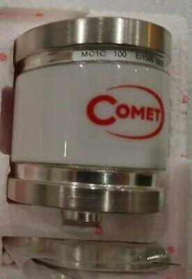 New Comet Vacuum Capacitor Mc1c 100 E1505. 5m1