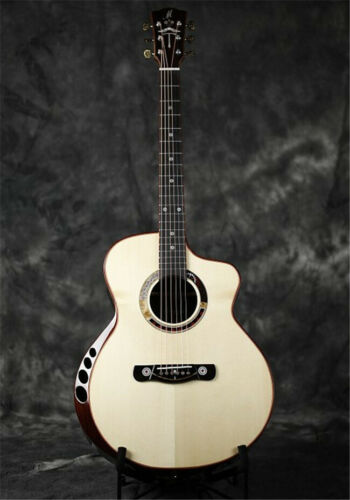 """Merida Extrema Series """"Cupid""""  All Solid Acoustic Guitar"""