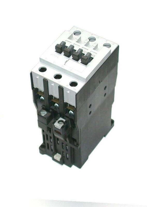 New Siemens  3TF3411-0B  Motor Starter Relay 24 VDC VAC 25 Amp