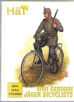1:72-8276 Hat WWI German Jager bicyclists