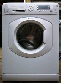 Hotpoint Ultima 8kg 1600 Washing Machine ***FREE DELIVERY & CONNECTION***3 MONTHS WARRANTY***