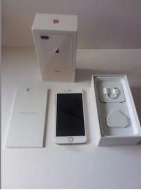 iPhone 8 plus Gold 64GB - o2