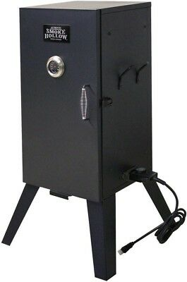 Smoke Hollow 26142E 26in Electric Smoker with Adjustable Tem
