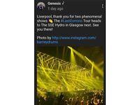 GENESIS LAST DOMINO TOUR
