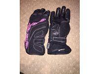 Motorbike Gloves girls