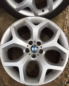 BMW e70 Wheels 20 inch 5X for sale. Eaglemont Banyule Area Preview