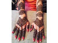 Mobile Henna Artist **£100 bridal summer special offer**