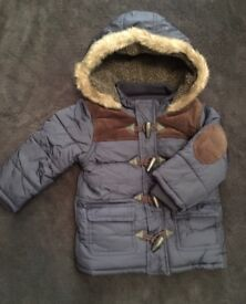 Boys 12-18 month Coat (Brand New without Tags)