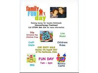 Charity fun day and car boot