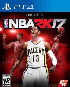 NBA 2k17 $30.00